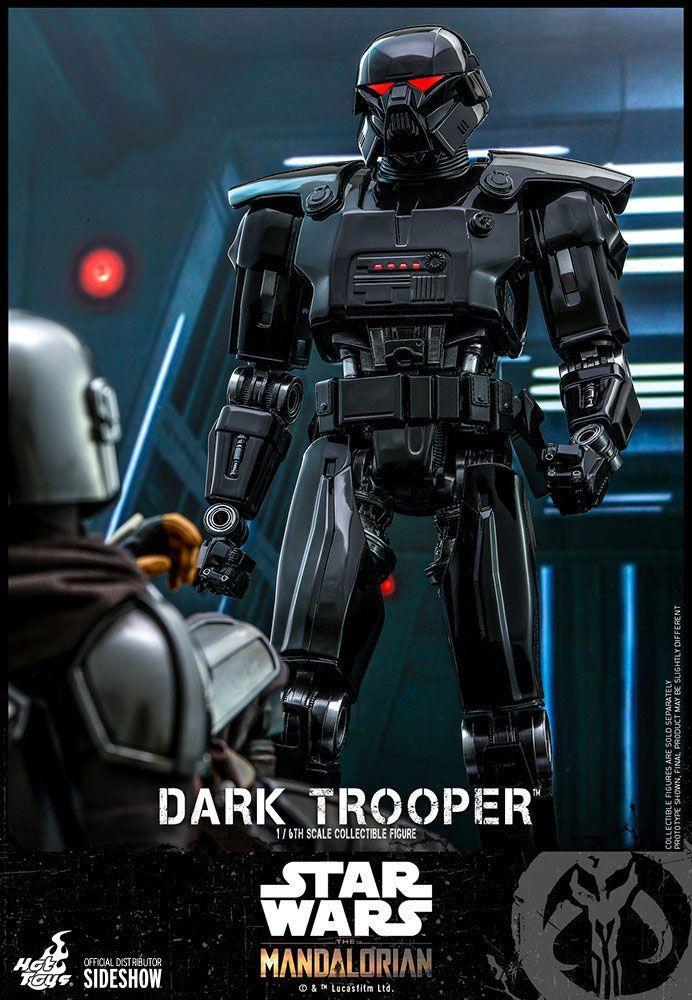 Star wars the mandalorian figurine 16 dark trooper 32 cm 9
