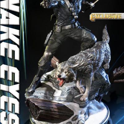 G.I. Joe statuette Snake Eyes Exclusive 65 cm
