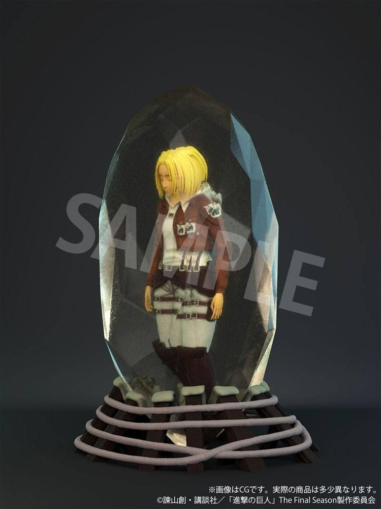 Statuette attack of tht titans suukoo toys figurine 5
