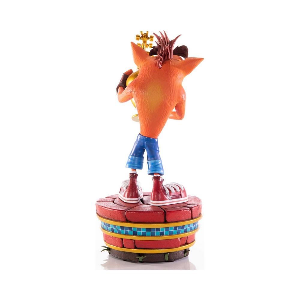 Statuette crash bandicoot first4f suukoo toys 46cm 5