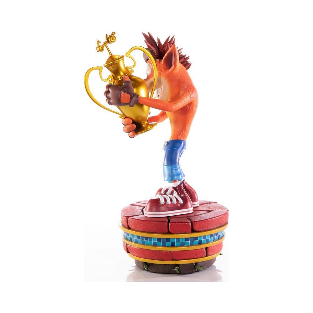 Statuette crash bandicoot first4f suukoo toys 46cm 6