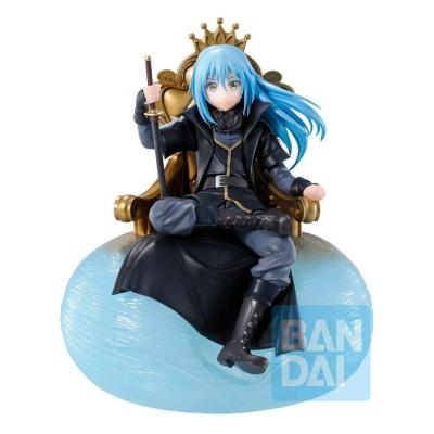 That Time - statuette Ichibansho Rimuru (I Became A King) 16 cm - Bandai