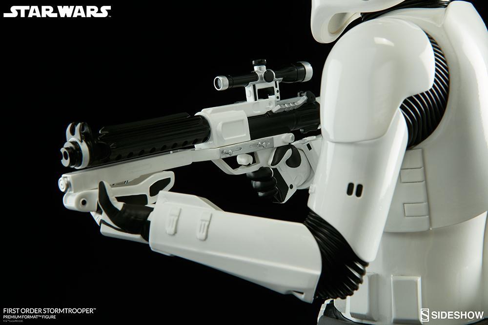 Statuette resine star wars episode vii stormtrooper suukoo toys figurines 2