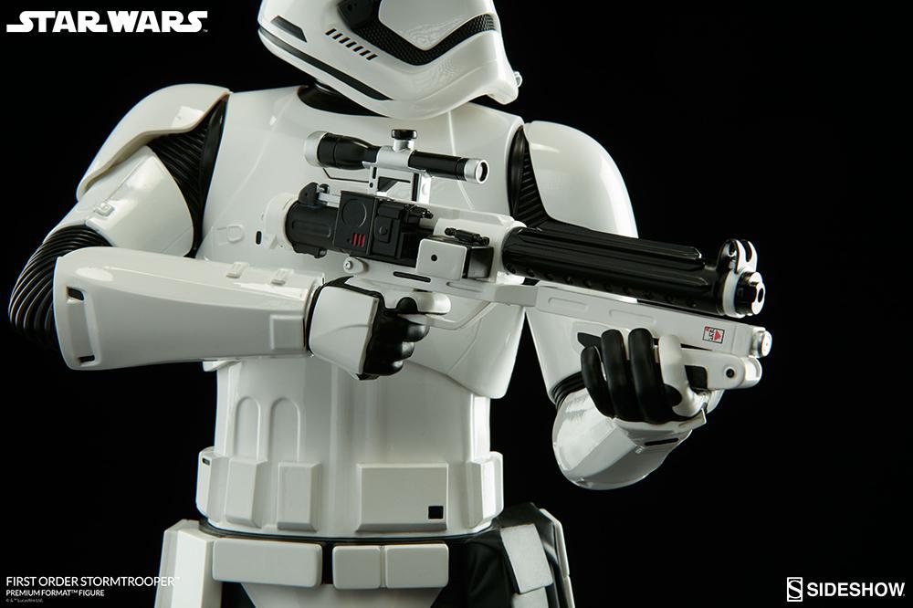 Statuette resine star wars episode vii stormtrooper suukoo toys figurines 3