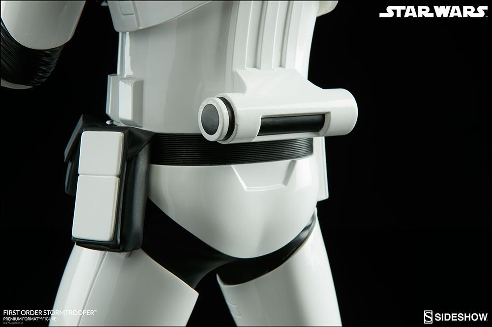 Statuette resine star wars episode vii stormtrooper suukoo toys figurines 4