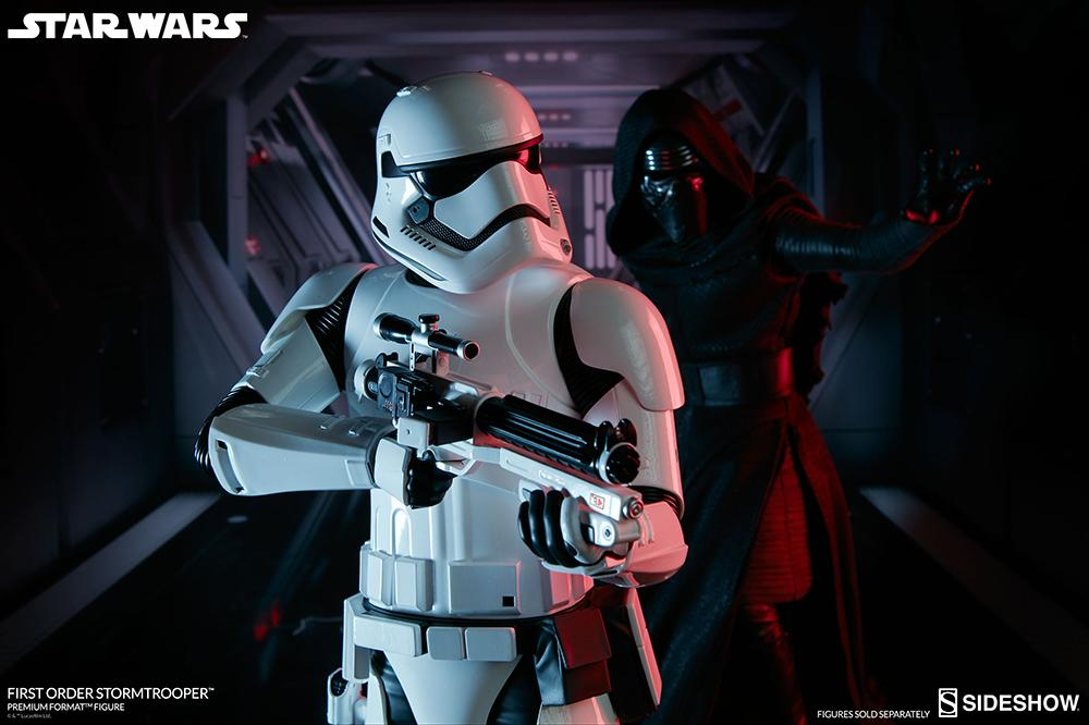 Statuette resine star wars episode vii stormtrooper suukoo toys figurines 5