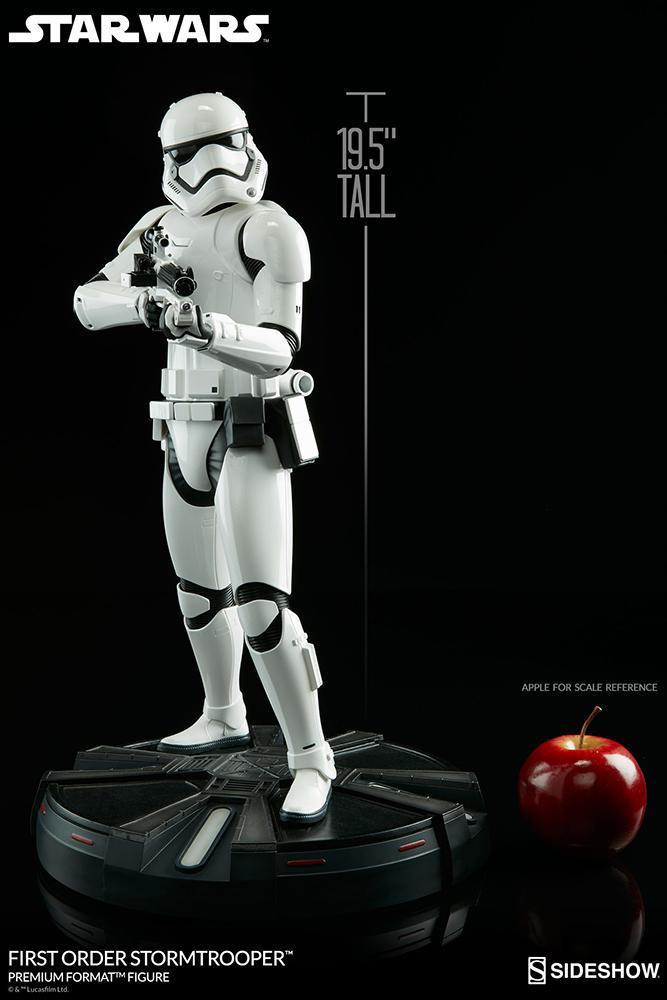Statuette resine star wars episode vii stormtrooper suukoo toys figurines 6
