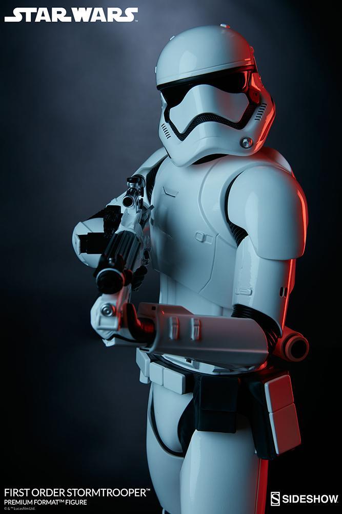 Statuette resine star wars episode vii stormtrooper suukoo toys figurines 7