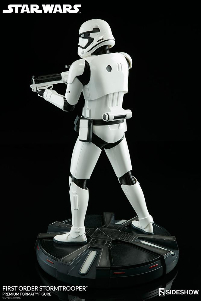 Statuette resine star wars episode vii stormtrooper suukoo toys figurines 8
