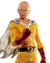 One Punch Man statuette PVC Ichibansho Saitama Normal Face 25 cm