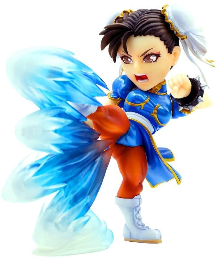 Street fighter figurine led son chun li the new challenger 2