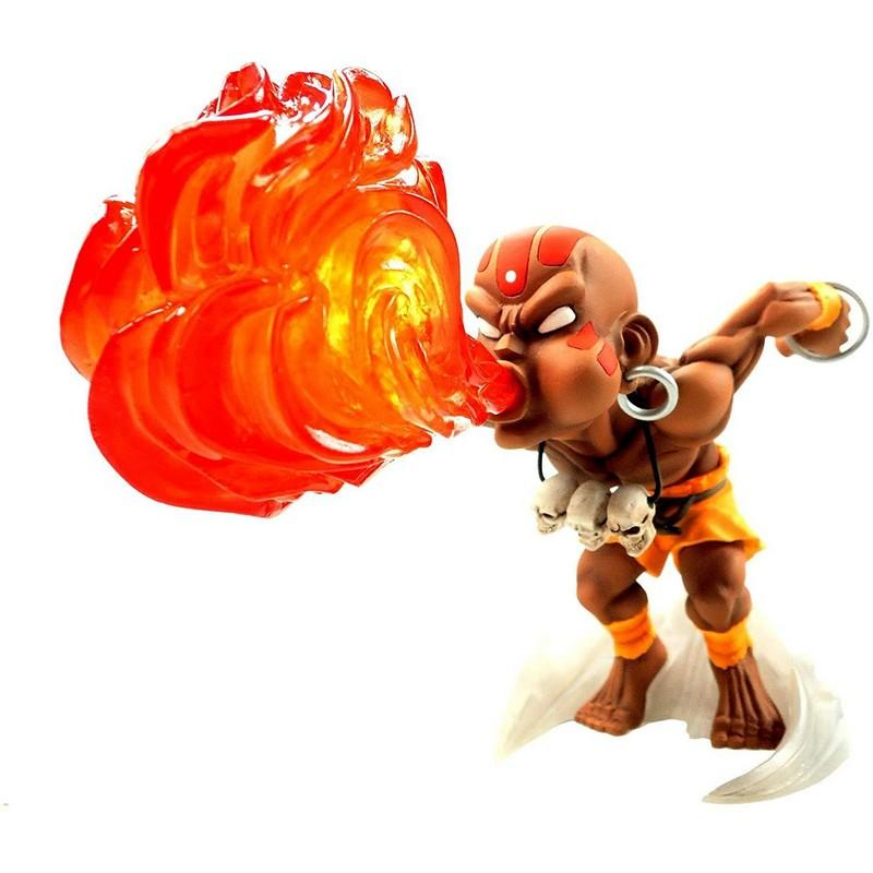 Street fighter figurine led son dhalsim the new challenger suukoo toys 2