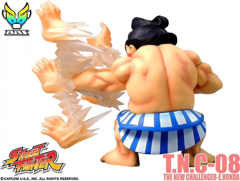 Street fighter figurine led son e honda the new challenger 3