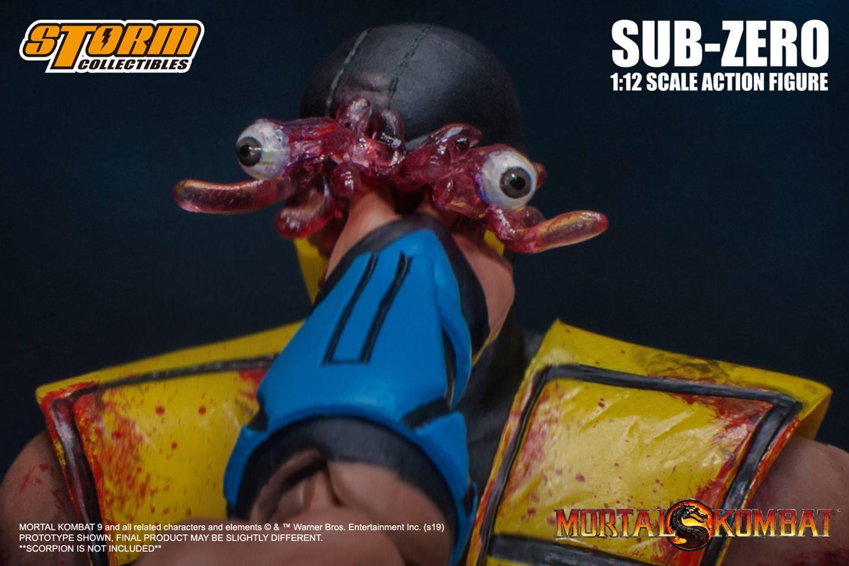 Sub zero 12