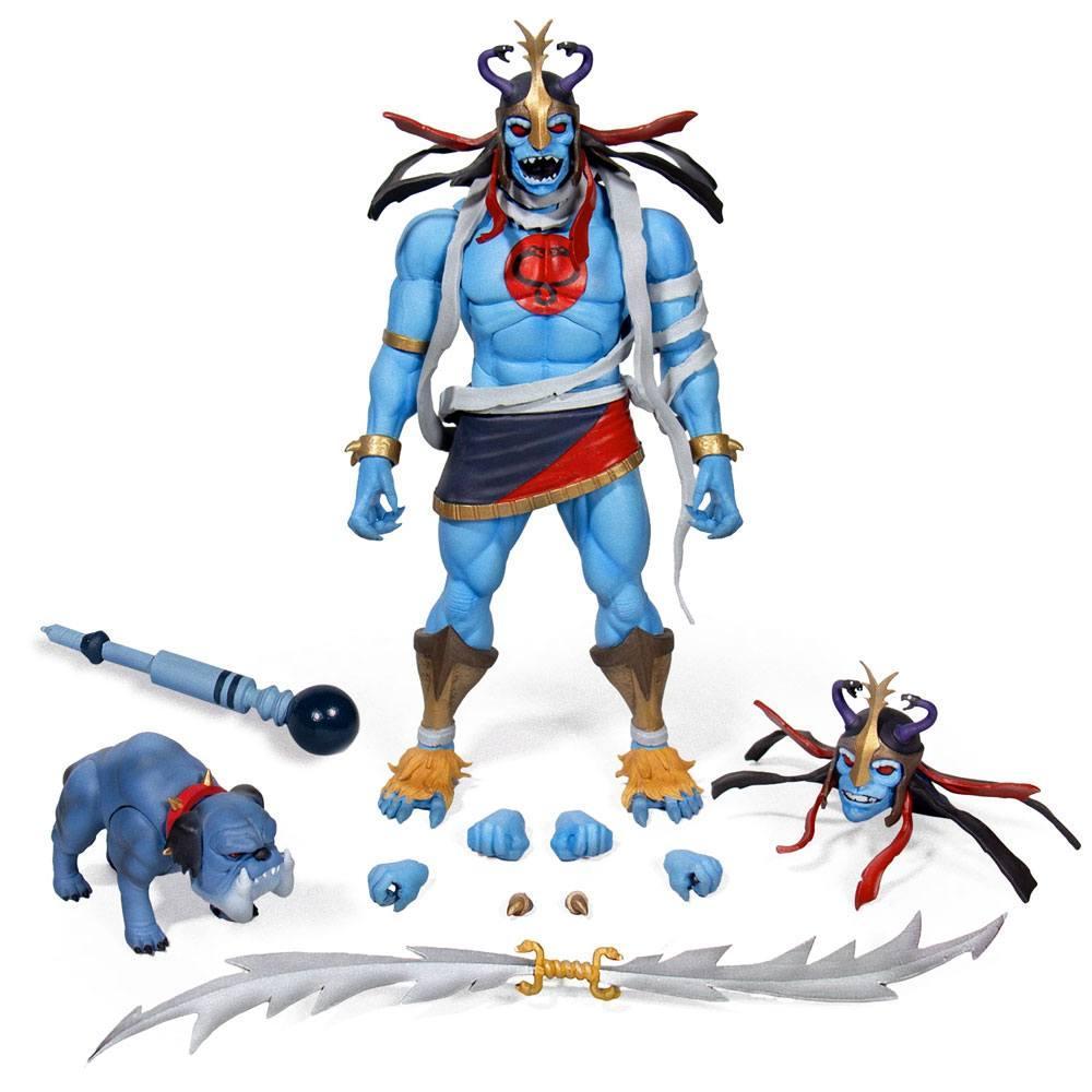 Super7 cosmocats thundercats wave ultimates mumm ra ma mutt 5 suukoo toys figurine
