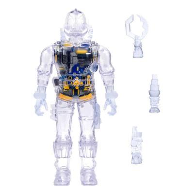 G.I. Joe figurine Super Cyborg Cobra B.A.T. (Clear) 28 cm