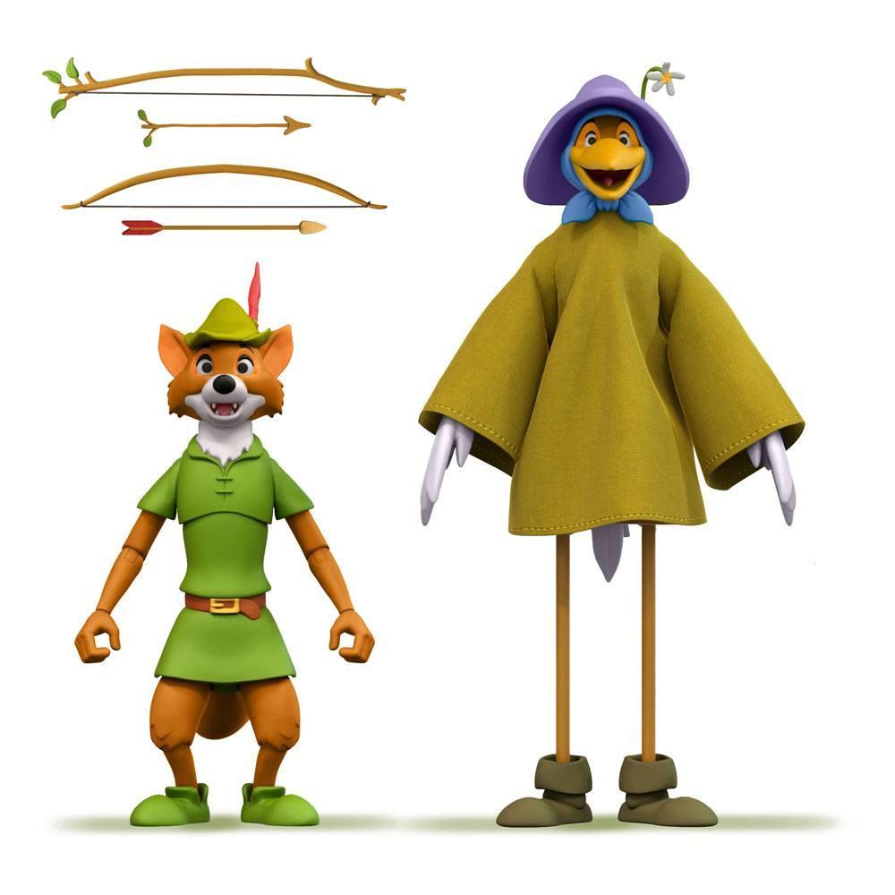 Super7 robin des bois figurines 1