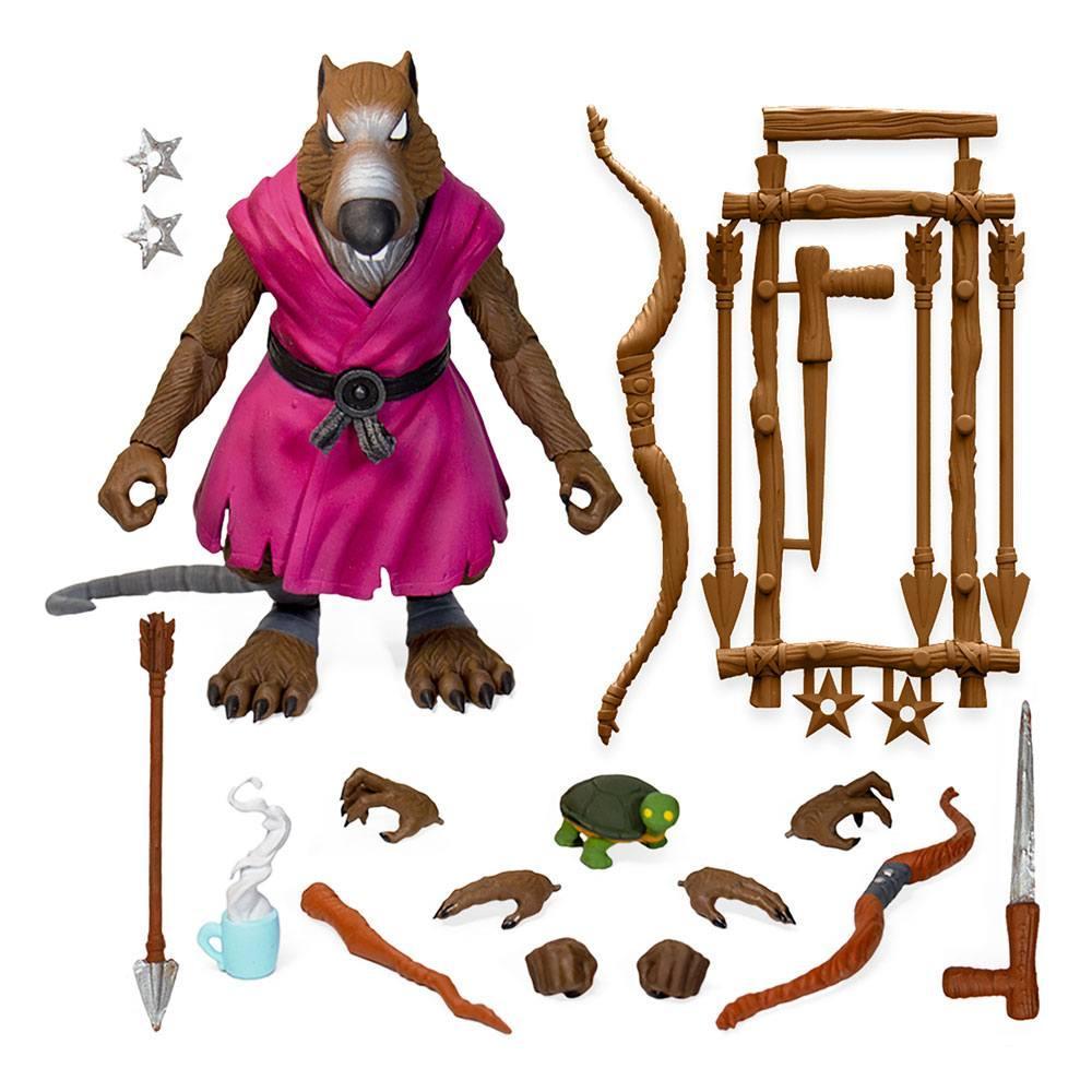 Super7 tmnt splinter figurine version2 suukoo toys 2
