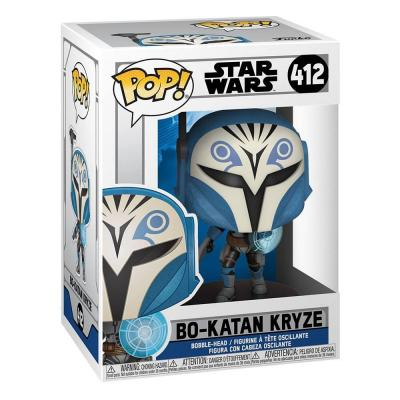Star Wars: Clone Wars POP! Star Wars Vinyl Figurine Bo-Katan 9 cm
