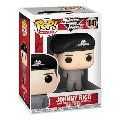 Starship Troopers POP! Movies Vinyl figurine Rico In Jumpsuit 9 cm