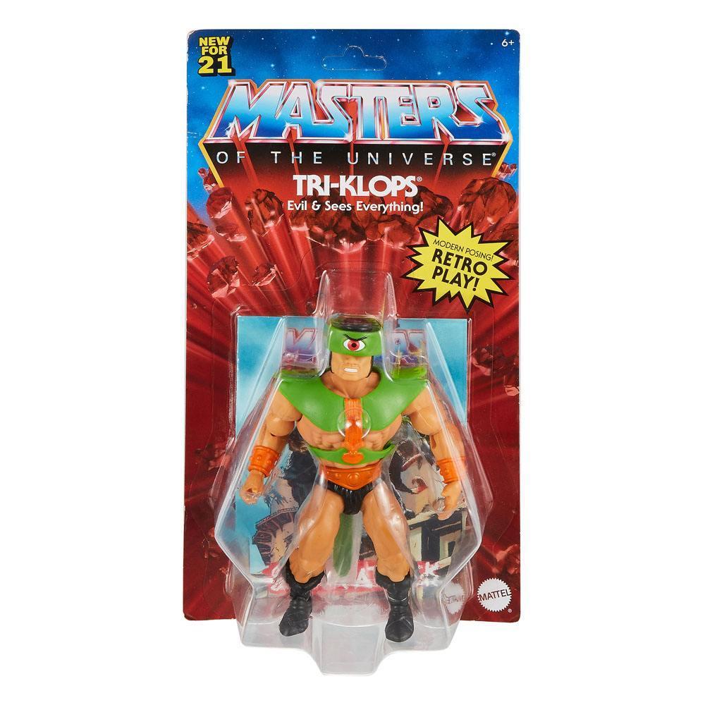 Suukoo toy triclops motu mattel figurine