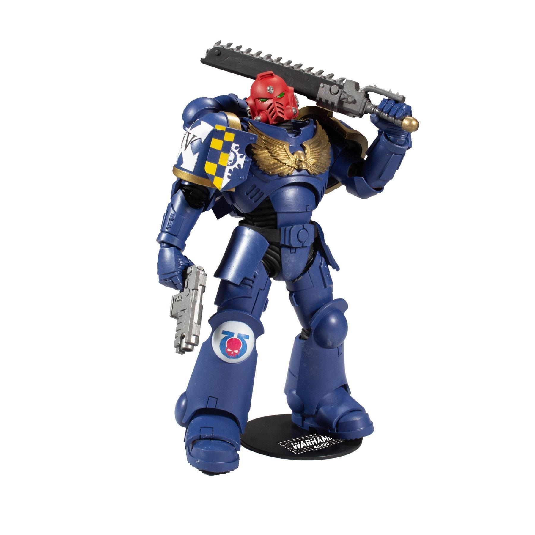 Suukoo toys figurine warhammer marine space 2