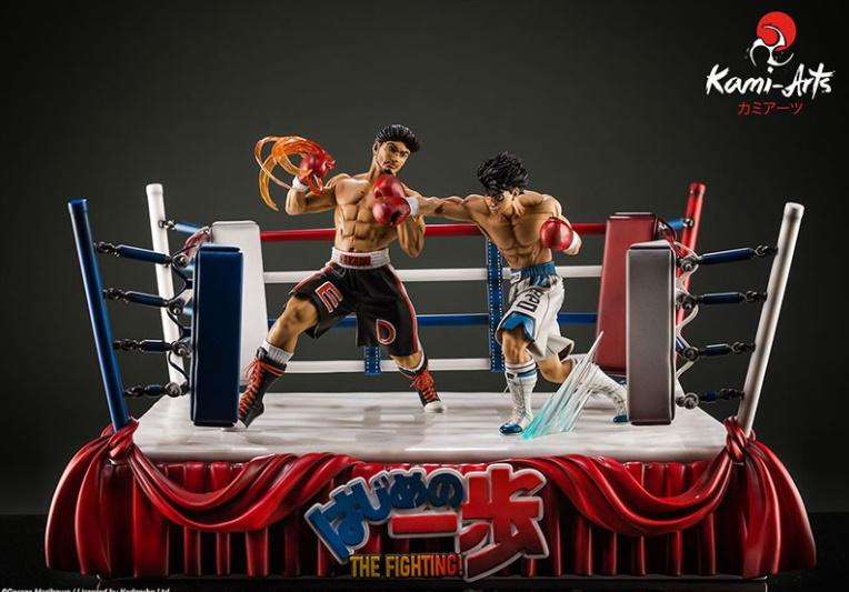 Suukoo toys ippo statue collector hajime no ippo edition limitee 450exemplaires kami arts manga boxe 13