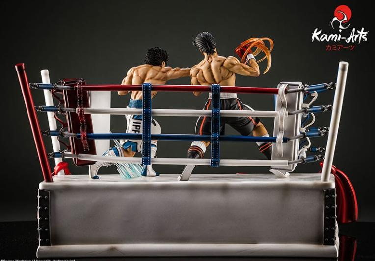 Suukoo toys ippo statue collector hajime no ippo edition limitee 450exemplaires kami arts manga boxe 16