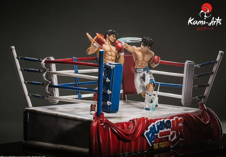 Suukoo toys ippo statue collector hajime no ippo edition limitee 450exemplaires kami arts manga boxe 19