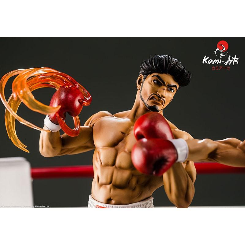 Suukoo toys ippo statue collector hajime no ippo edition limitee 450exemplaires kami arts manga boxe 2