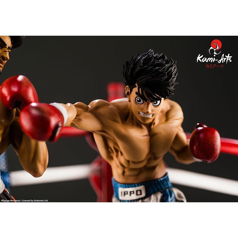 Suukoo toys ippo statue collector hajime no ippo edition limitee 450exemplaires kami arts manga boxe 3