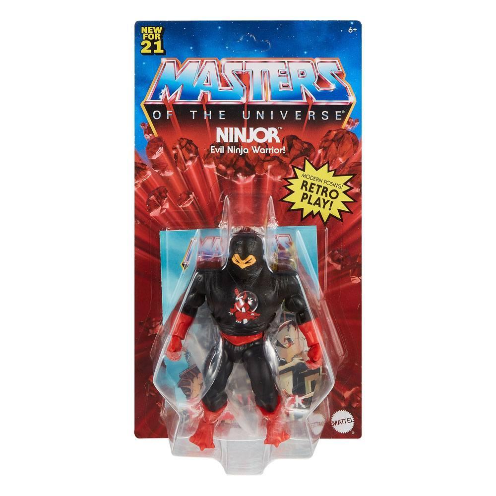 Suukoo toys masters of the universe origins 2021 figurine ninjor 4