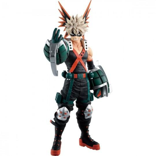 Suukoo toys my hero academia ichibansho figurine 2