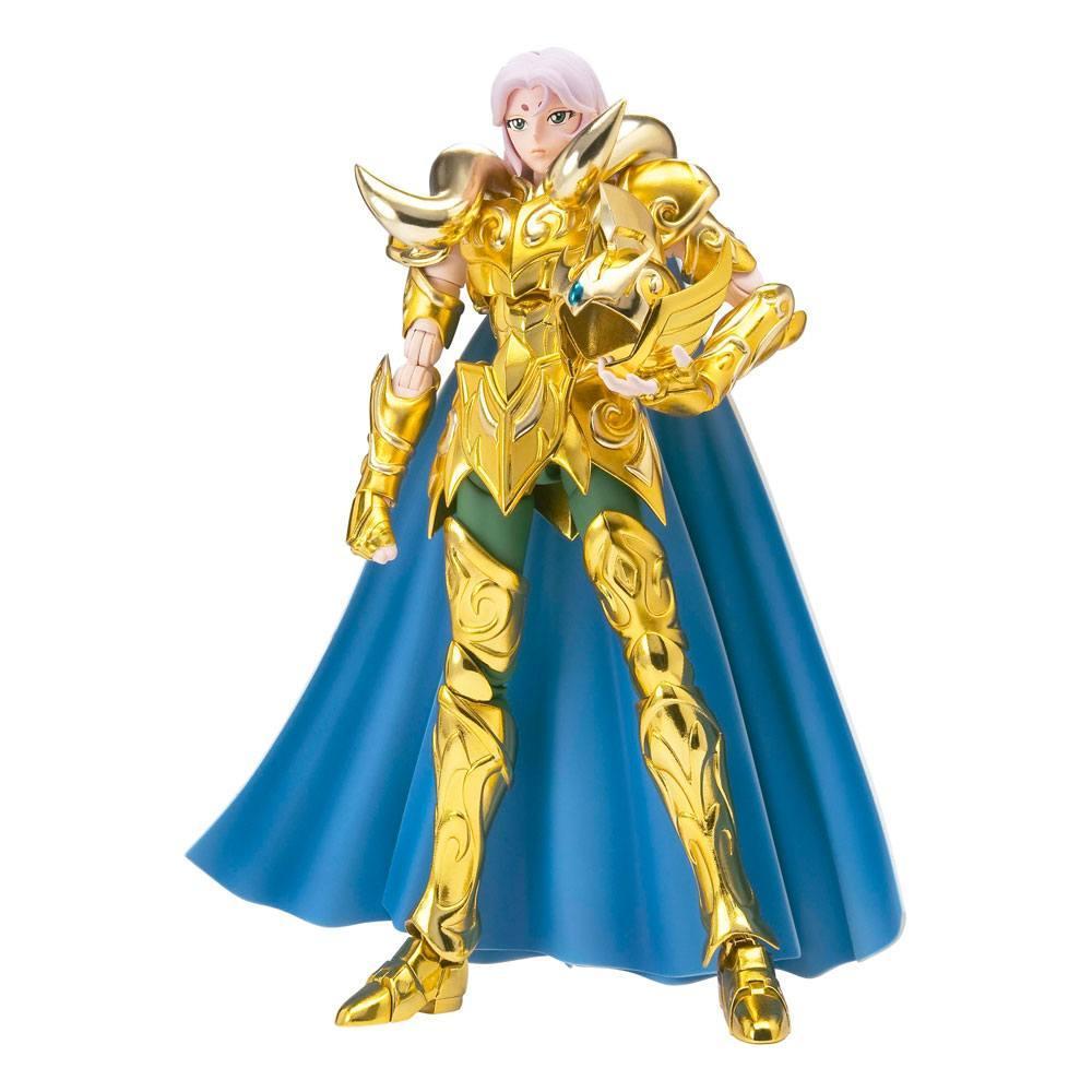 Suukoo toys saint seiya figurine cloth myth ex aries mu revival version 18 cm tamashii nations bandai 1