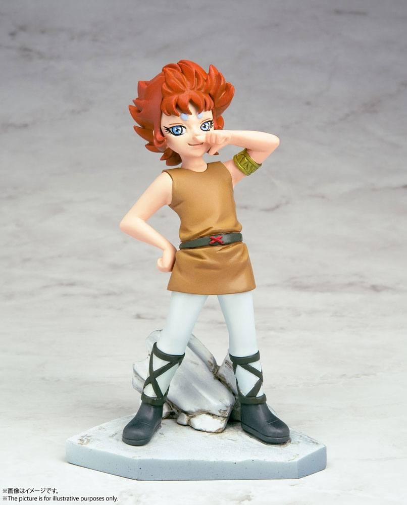 Suukoo toys saint seiya figurine cloth myth ex aries mu revival version 18 cm tamashii nations bandai 4