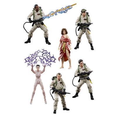 SOS Fantômes Plasma Series 2020 Wave 1 Pack 6 figurines 15 cm