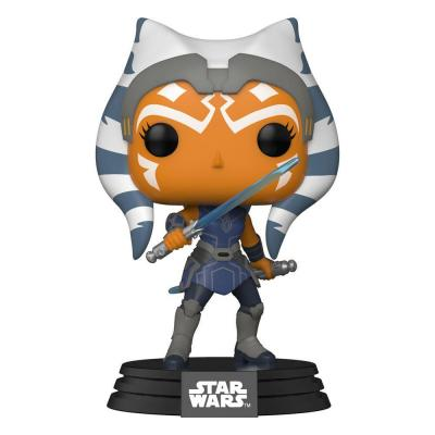 Star Wars: Clone Wars POP! Star Wars Vinyl Figurine Ahsoka 9 cm