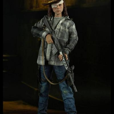 The Walking Dead figurine 1/6 Carl Grimes 29 cm