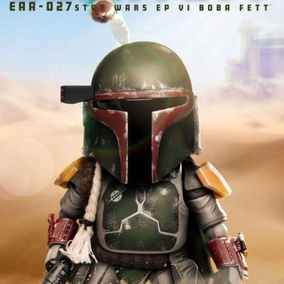 Star Wars Episode VI figurine Egg Attack Boba Fett 16 cm