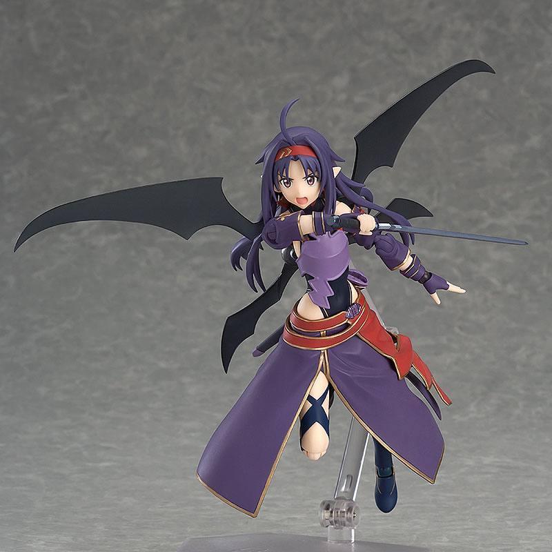 Sword art online alicization figurine figma yuuki 12 cm 4
