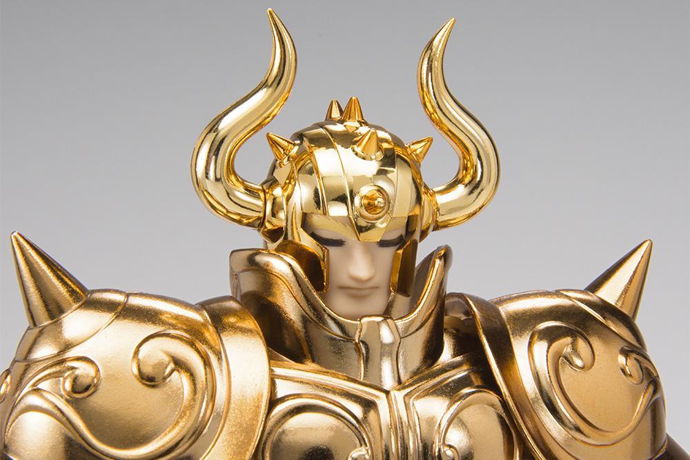 Taurus ex cloth myth oce bandai figurine saint seiya articulee 5