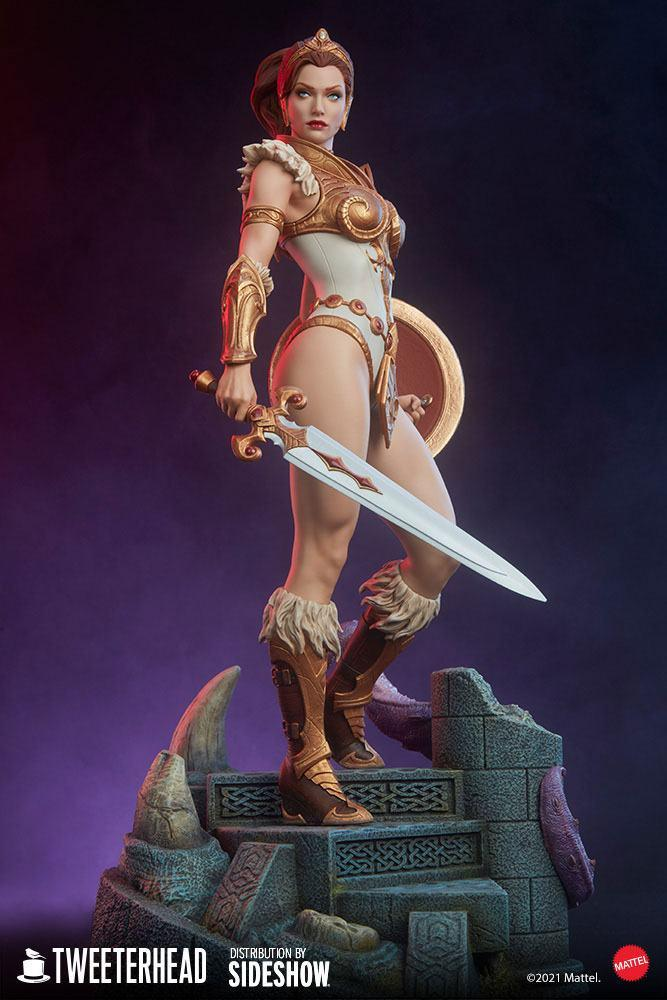 Teela master of the univers statuette suukoo toys collector 11