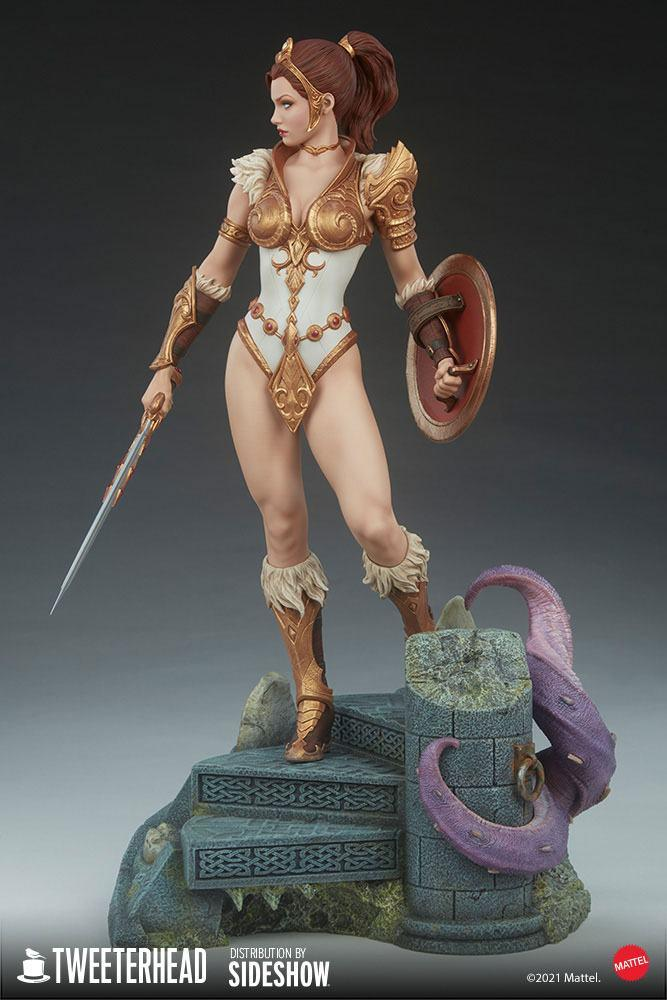 Teela master of the univers statuette suukoo toys collector 7