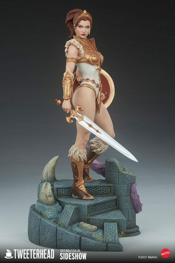 Teela master of the univers statuette suukoo toys collector 9