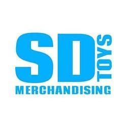SD TOYS merchandising