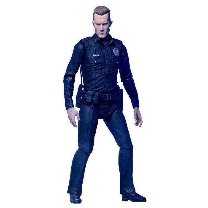 Terminator 2 figurine ultimate t 1000 18 cm 1