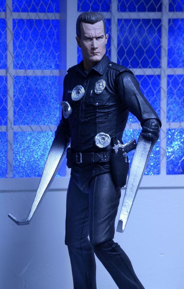 Terminator 2 figurine ultimate t 1000 18 cm 2