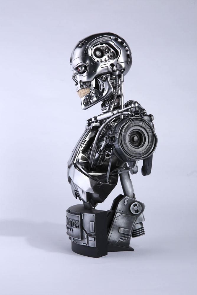 Terminator buste 12 endoskeleton genisys 35 cm 2