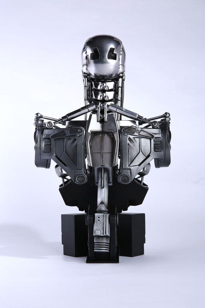 Terminator buste 12 endoskeleton genisys 35 cm 3