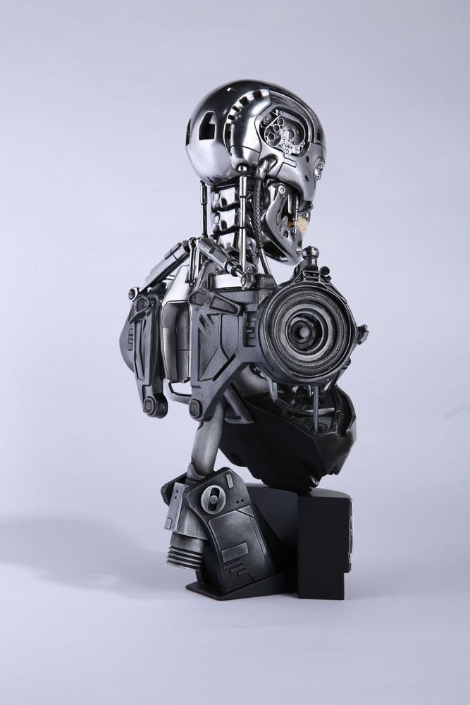 Terminator buste 12 endoskeleton genisys 35 cm 4